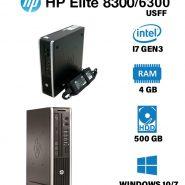 hp-8300 -USFF-I7-4GB-500GB