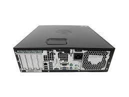 مینی کیس استوک i5 اچ پی Hp Compaq 8300 USFF نسل سه