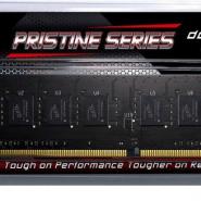 رم دسکتاپ DDR4 تک کاناله 2400 مگاهرتز CL17 GeIL مدل Pristine ظرفیت 8 گیگابایت