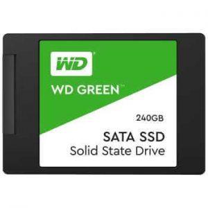 Western Digital Green PC WDS120G2G0A Internal SSD Drive 120GB