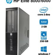Case hp 8000 cor2dou