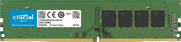 Memory Crucial DDR4