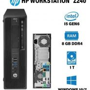 HP Workstation Z240 SFF