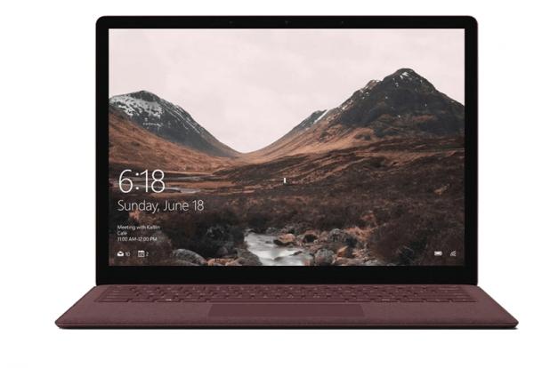 سرفیس لپ تاپ Surface Laptop 1 Corem3,Ram 4G,128G